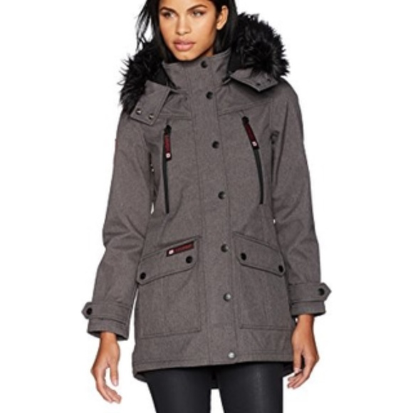 Canada Weather Gear Girls Winter Jacket Coat